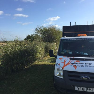 Hedge Cutting in Nottinghamshire